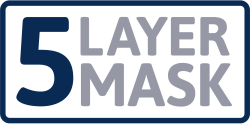 5 LAYER MASK